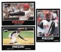 2002 Upper Deck Vintage - CINCINNATI REDS Team Set