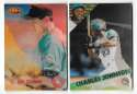 1994 Sportflics Rookie and Traded - FLORIDA MARLINS Team Set