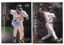 1999 Upper Deck Black Diamond (1-90) - TAMPA BAY DEVIL RAYS Team Set
