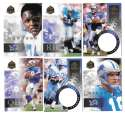 1998 Pinnacle Mint Football Team Set - DETROIT LIONS