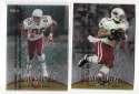 1998 Finest Football Team Set - ARIZONA CARDINALS