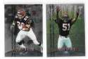 1998 Finest Football Team Set - CINCINNATI BENGALS