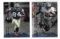 1998 Finest Football Team Set - DETROIT LIONS