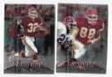 1998 Finest Football Team Set - KANSAS CITY CHIEFS
