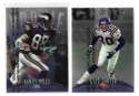1998 Finest Football Team Set - MINNESOTA VIKINGS