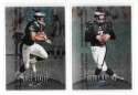 1998 Finest Football Team Set - PHILADELPHIA EAGLES