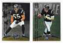 1998 Finest Football Team Set - SAN DIEGO CHARGERS