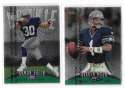 1998 Finest Football Team Set - SEATTLE SEAHAWKS