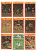 1972 O-Pee-Chee CFL - Pro Action 14 card subset