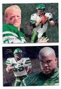 1995 Flair Football Team Set - NEW YORK JETS
