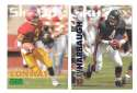1993 SkyBox Impact Football Team Set - CHICAGO BEARS