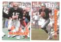 1993 SkyBox Impact Football Team Set - CINCINNATI BENGALS