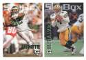1993 SkyBox Impact Football Team Set - GREEN BAY PACKERS