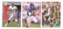 1993 SkyBox Impact Football Team Set - MINNESOTA VIKINGS