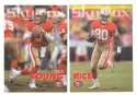1993 SkyBox Impact Football Team Set - SAN FRANCISCO 49ERS