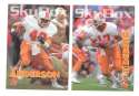 1993 SkyBox Impact Football Team Set - TAMPA BAY BUCCANEERS
