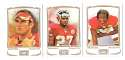 2009 Topps Mayo 1-330 Football Team Set - KANSAS CITY CHIEFS