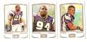 2009 Topps Mayo 1-330 Football Team Set - MINNESOTA VIKINGS