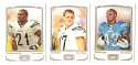 2009 Topps Mayo 1-330 Football Team Set - SAN DIEGO CHARGERS