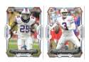 2015 Bowman Football Team Set - BUFFALO BILLS