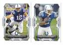 2015 Bowman Football Team Set - INDIANAPOLIS COLTS