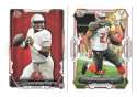 2015 Bowman Football Team Set - TAMPA BAY BUCCANEERS