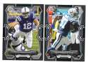 2015 Bowman Black Football Team Set - INDIANAPOLIS COLTS