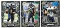 2015 Bowman Black Football Team Set - SEATTLE SEAHAWKS