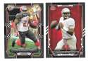 2015 Bowman Black Football Team Set - TAMPA BAY BUCCANEERS