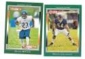 2006 Topps Total Football Team Set - CHICAGO BEARS