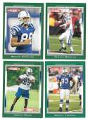 2006 Topps Total Football Team Set - INDIANAPOLIS COLTS