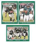 2006 Topps Total Football Team Set - PHILADELPHIA EAGLES