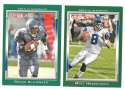 2006 Topps Total Football Team Set - SEATTLE SEAHAWKS