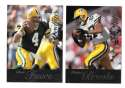 1998 Playoff Prestige Retail Football Team Set - GREEN BAY PACKERS