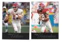1998 Playoff Prestige Retail Football Team Set - KANSAS CITY CHIEFS