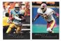 1998 Playoff Prestige Retail Football Team Set - WASHINGTON REDSKINS