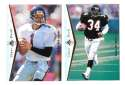 1995 SP (Upper Deck) Football Team Set - ATLANTA FALCONS