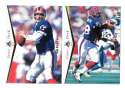 1995 SP (Upper Deck) Football Team Set - BUFFALO BILLS