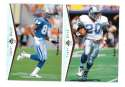 1995 SP (Upper Deck) Football Team Set - DETROIT LIONS