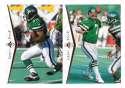 1995 SP (Upper Deck) Football Team Set - NEW YORK JETS