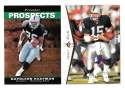 1995 SP (Upper Deck) Football Team Set - OAKLAND RAIDERS