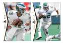 1995 SP (Upper Deck) Football Team Set - PHILADELPHIA EAGLES