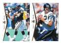 1995 SP (Upper Deck) Football Team Set - SAN DIEGO CHARGERS