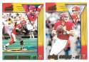 1998 Pacific Aurora Football Team Set - KANSAS CITY CHIEFS