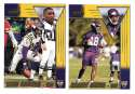 1998 Pacific Aurora Football Team Set - MINNESOTA VIKINGS