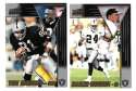 1998 Pacific Aurora Football Team Set - OAKLAND RAIDERS