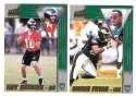 1998 Pacific Aurora Football Team Set - PHILADELPHIA EAGLES