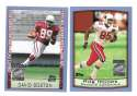 1999 Topps Season Opener Football Team Set - ARIZONA CARDINALS