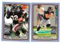 1999 Topps Season Opener Football Team Set - ATLANTA FALCONS