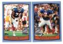 1999 Topps Season Opener Football Team Set - BUFFALO BILLS